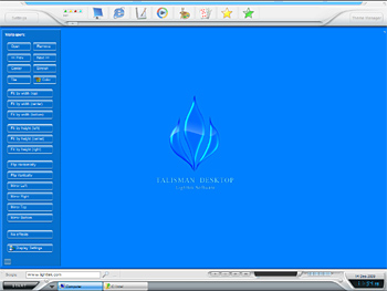 Talisman Desktop Screen shot